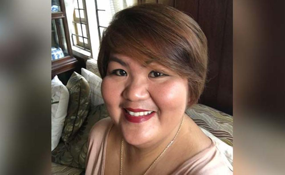 DAVAO. Supermoms Club Davao's vice president is former Mutya ng Davao Leah May Luna. (Contributed Photo)