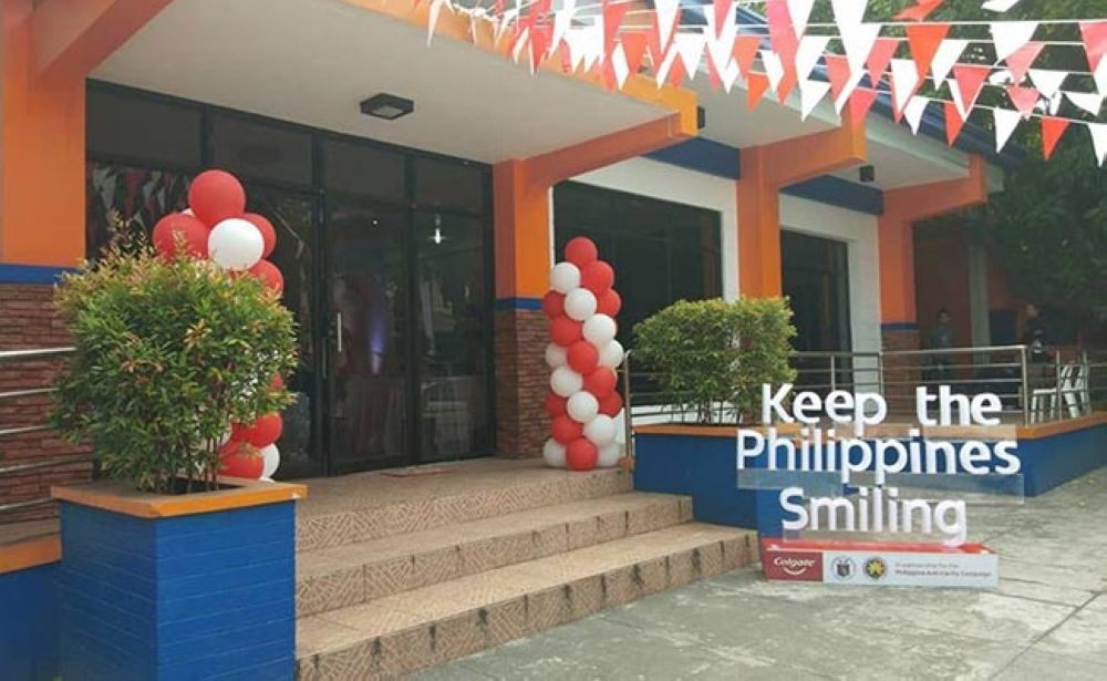"BACOLOD. Buena Park Clubhouse, venue of the campaign launch aiming to ""Keep The Philippines Smiling."""