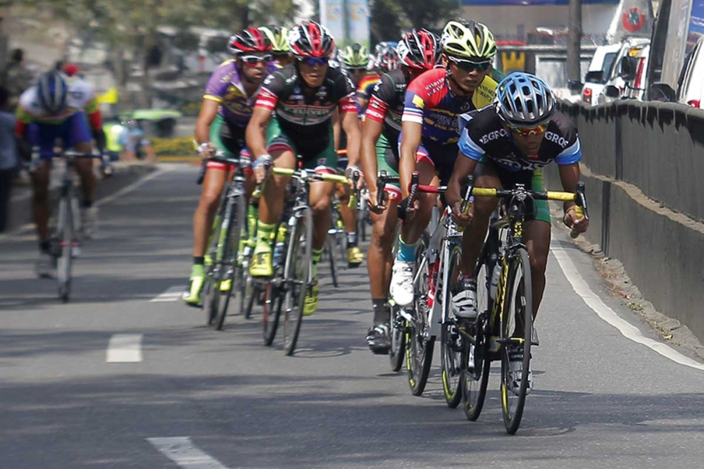 Baguio. After years of absence, the International Cycling Union and Asian Cycling Confederation sanctioned bike race in the country returns to the Summer Capital this May. (SSB file photo)