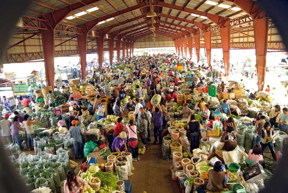 Even with the presence of the BAPTC, the La Trinidad Vegetable Trading Post remains one of the busiest vegetable trading in Northern Luzon.