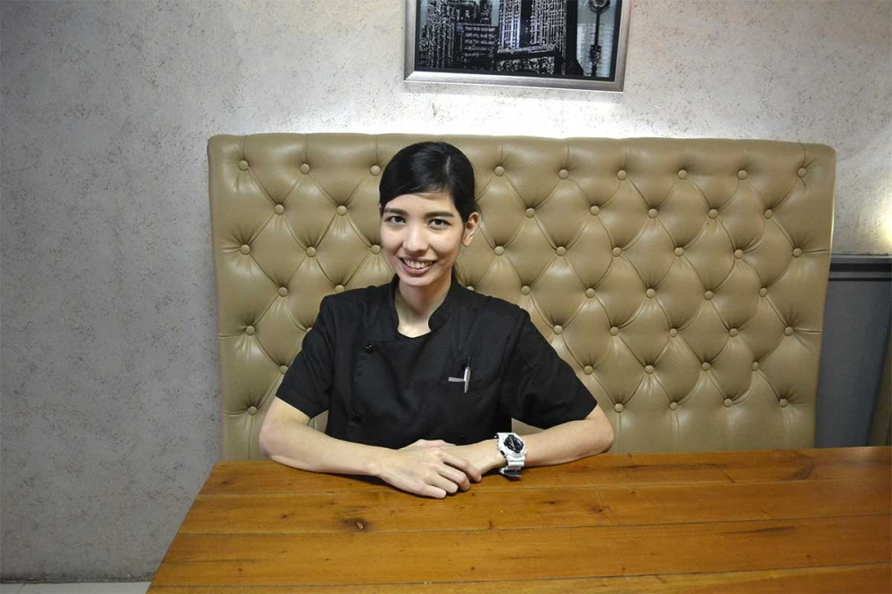 DAVAO. Cheska Jopson realized that learning is a continuous process and that innovation is a primary key to success when running a food business.