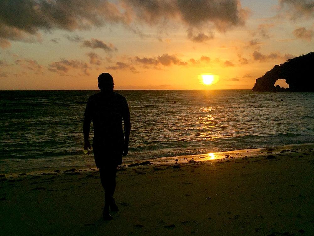 BORACAY. If the White Beach can offer a breathtaking sunset, the Newcoast Beach can offer a beautiful sunrise.