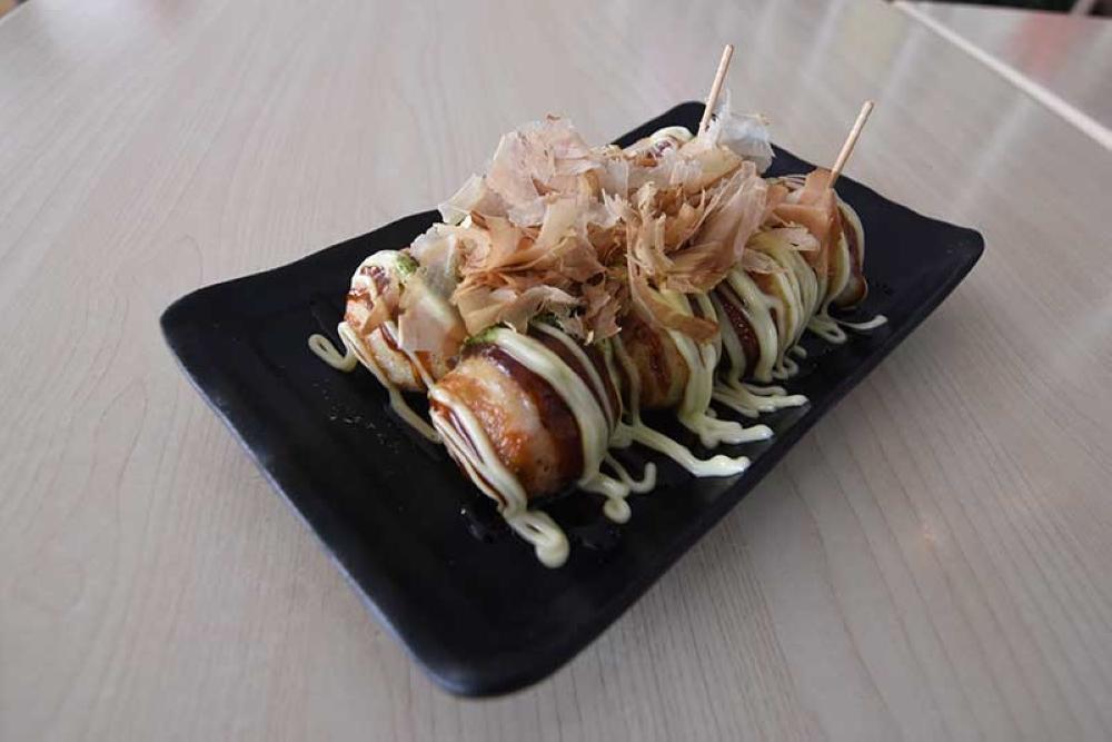 Takoyaki, anyone? (Mark Perandos)