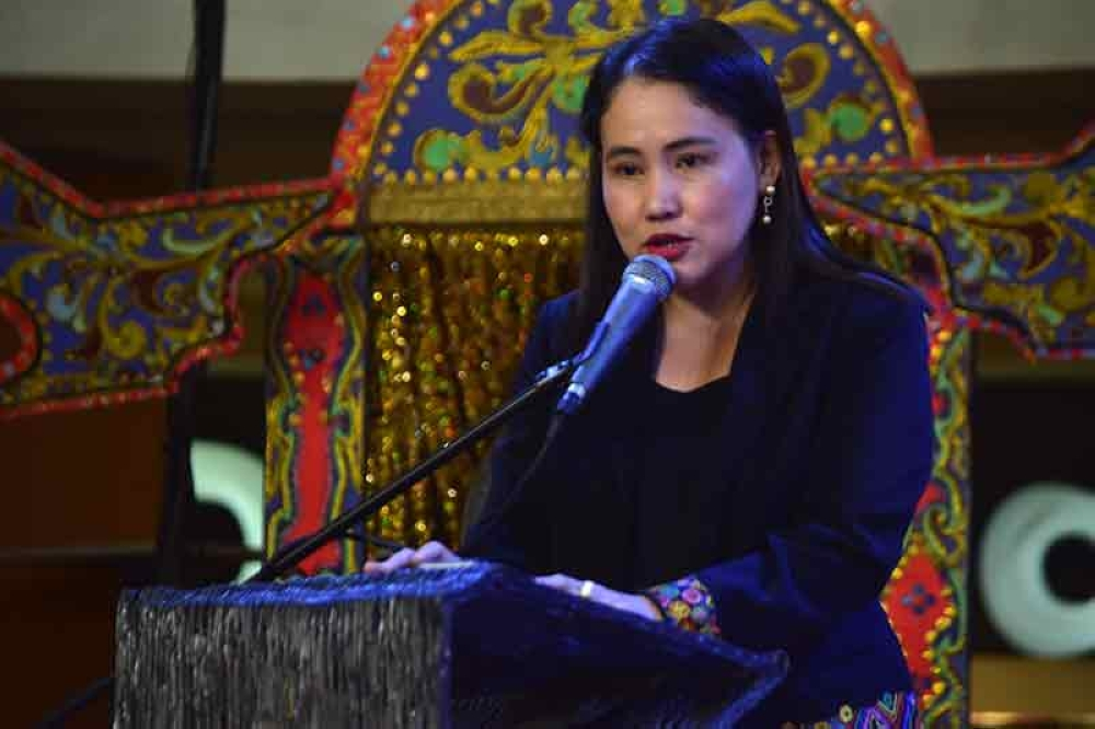 DAVAO. Eden Josephine David, DOT assistant secretary, said tourism stakeholders must adhere to the country's environmental laws to ensure that local tourist spots are well taken care of and will not be closed like what happened to Boracay. (Macky Lim)