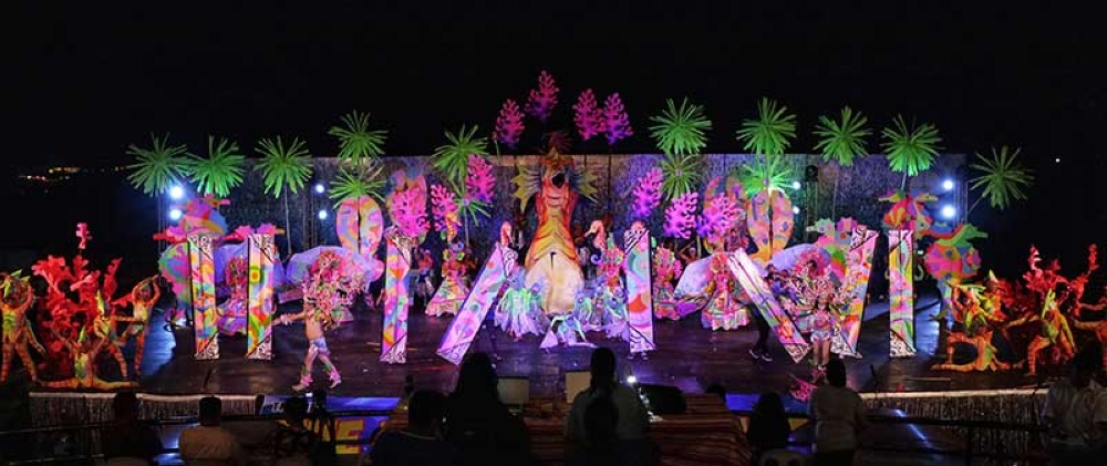 BACOLOD. Sagay City's Sinigayan Festival wins the Festival Dances Competition of the 25thPanaad sa Negros Festival on Saturday. (Contributed Photo)
