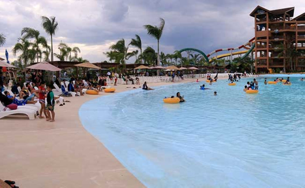 Seven Seas Water Park and Resort. (SunStar File Photo)