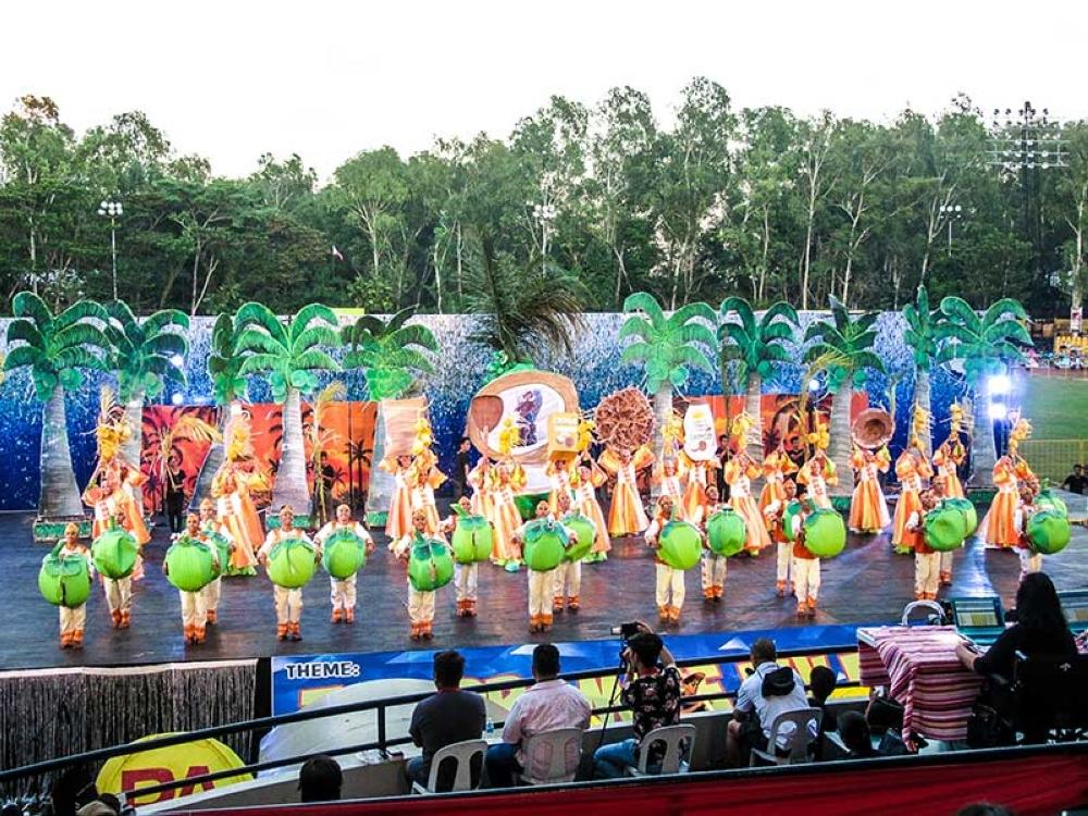 BACOLOD. Hinoba-an's Pagbanaag Festival. (Contributed Photo)
