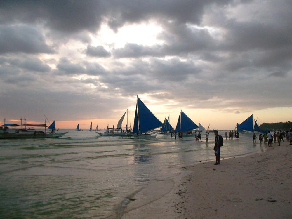 BORACAY. Boracay Island will be closed to tourists for six months starting April 26, 2018. (SunStar file photo)