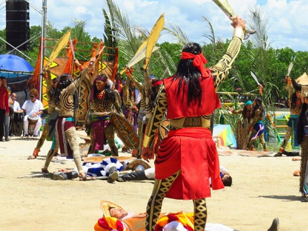 CEBU. Kadaugan sa Mactan reenactment 2018. (Allan Cuizon/SunStar Cebu)