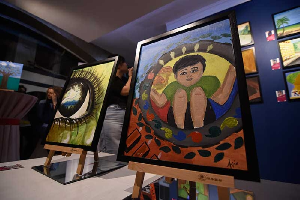 Paint for Peace to Rebuild Marawi 1