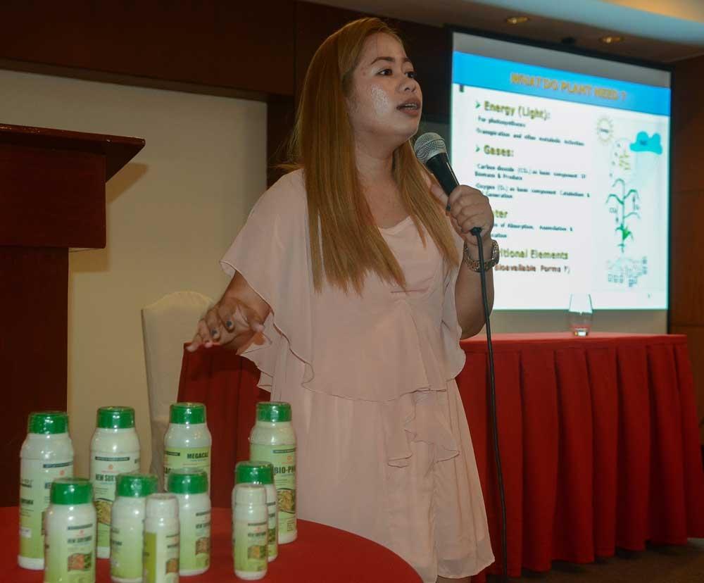 Fertilizer producer targets organic farmers - SUNSTAR