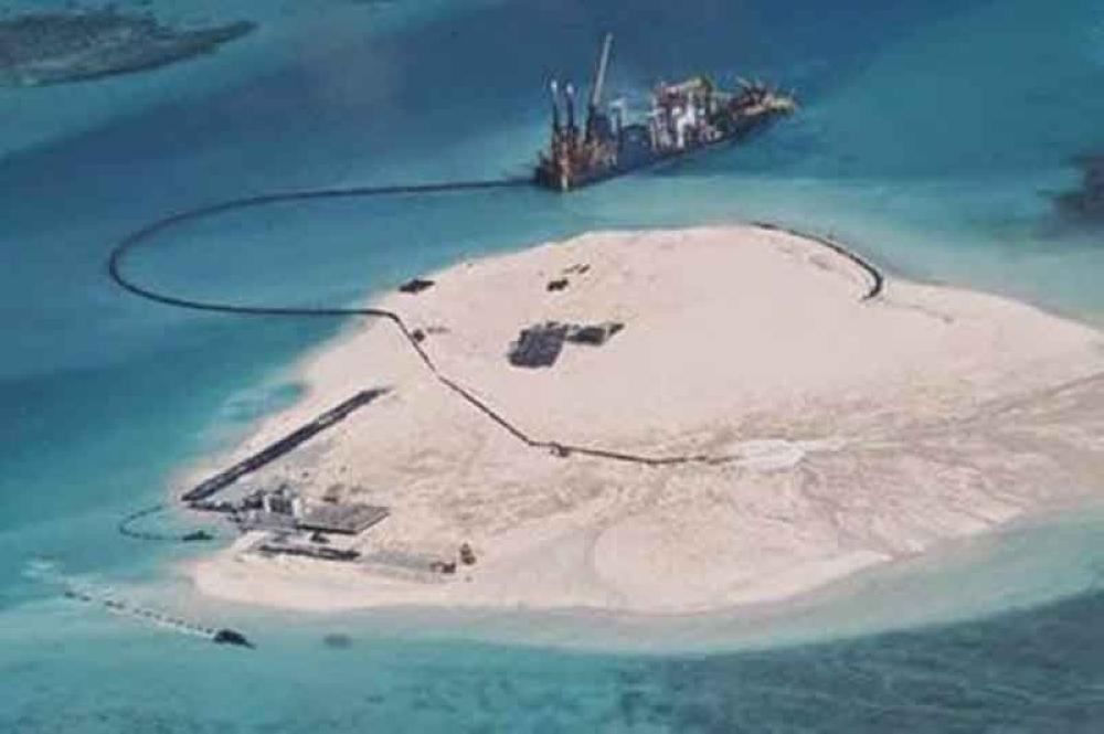 South China Sea file photo