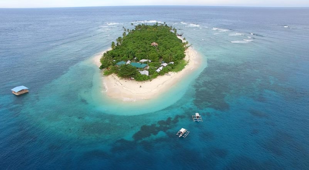 San Victor Island. (Photo by Eden Jhan Licayan)