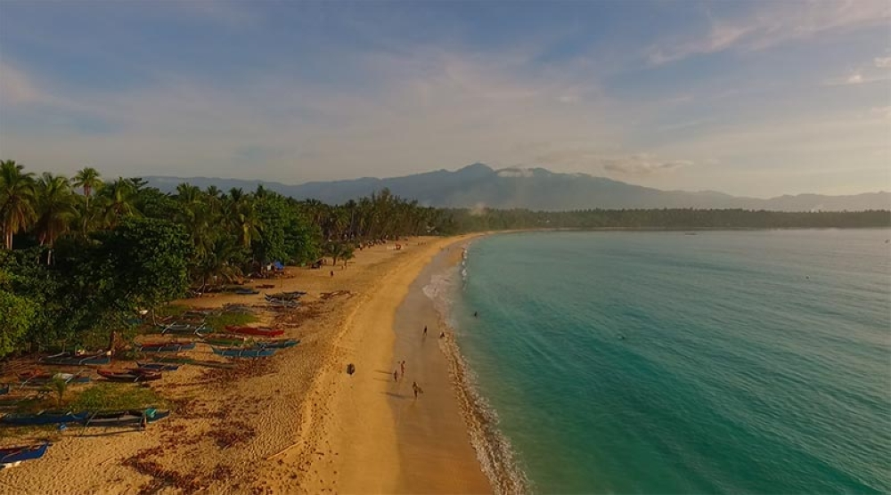Dahican Beach. (Photo by Eden Jhan Licayan)