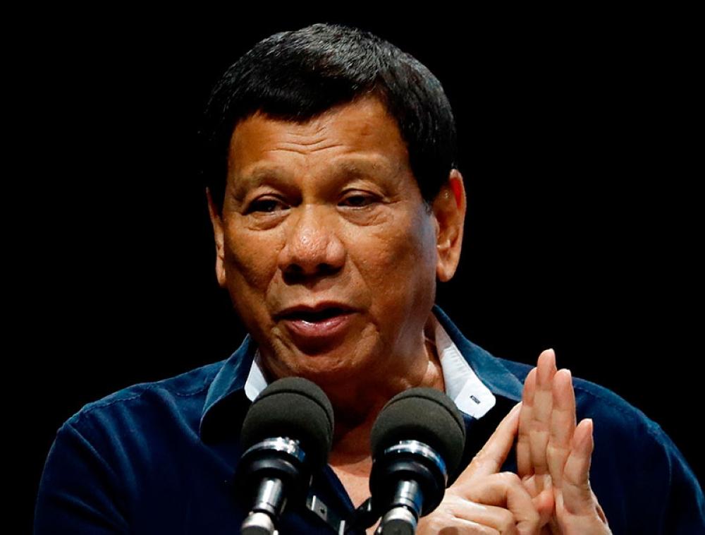 President Rodrigo Duterte (AP Photo)