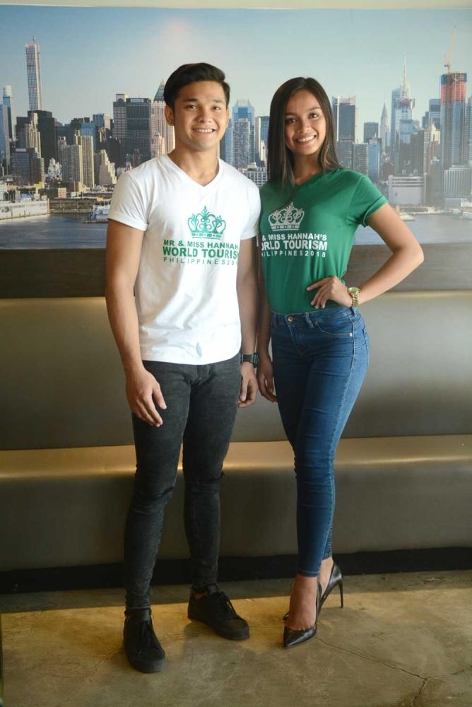 Kyle Dwight Sabinay & Kylah Kristianne Yve Sanchez (SunStar Foto/Arni Aclao)