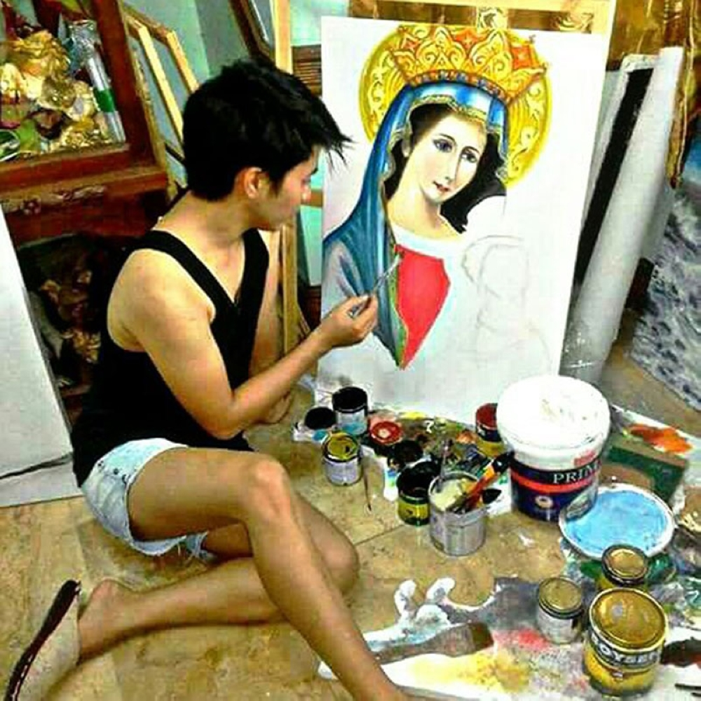Passion for painting - SUNSTAR