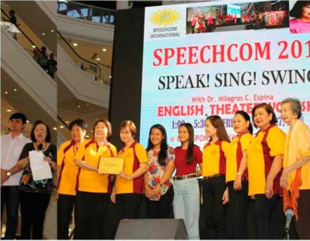 Speak! Sing! Swing! - SUNSTAR