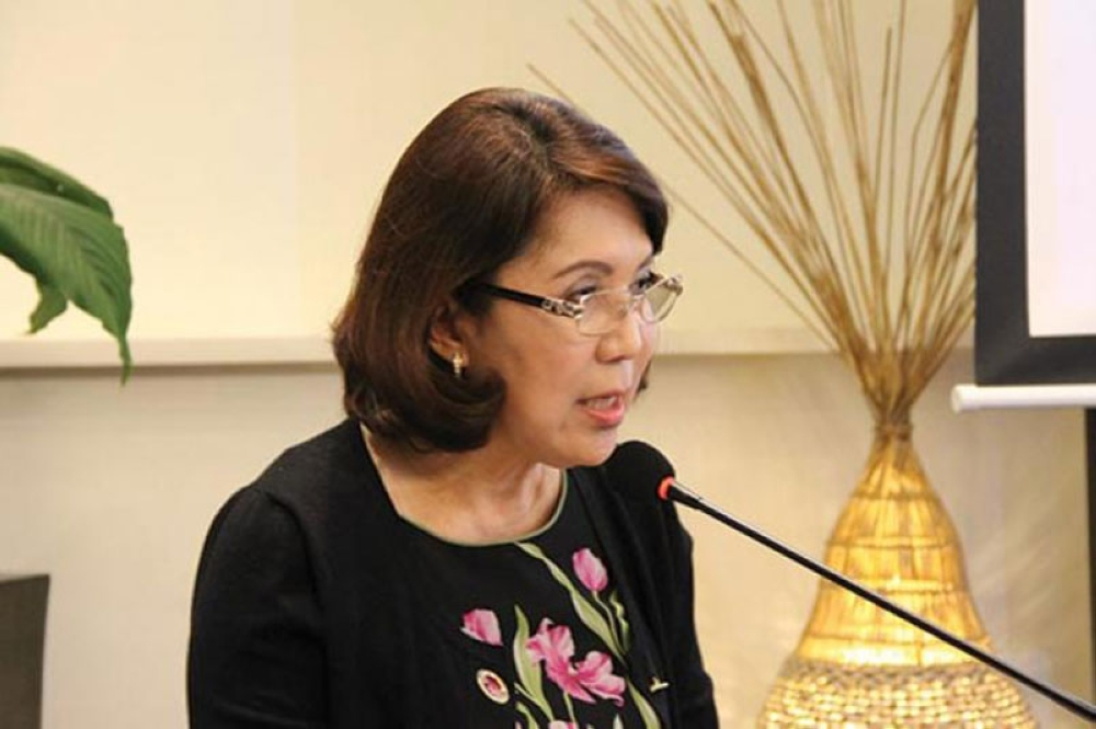 Wanda Teo resigns as Department of Tourism secretary (SunStar file photo)