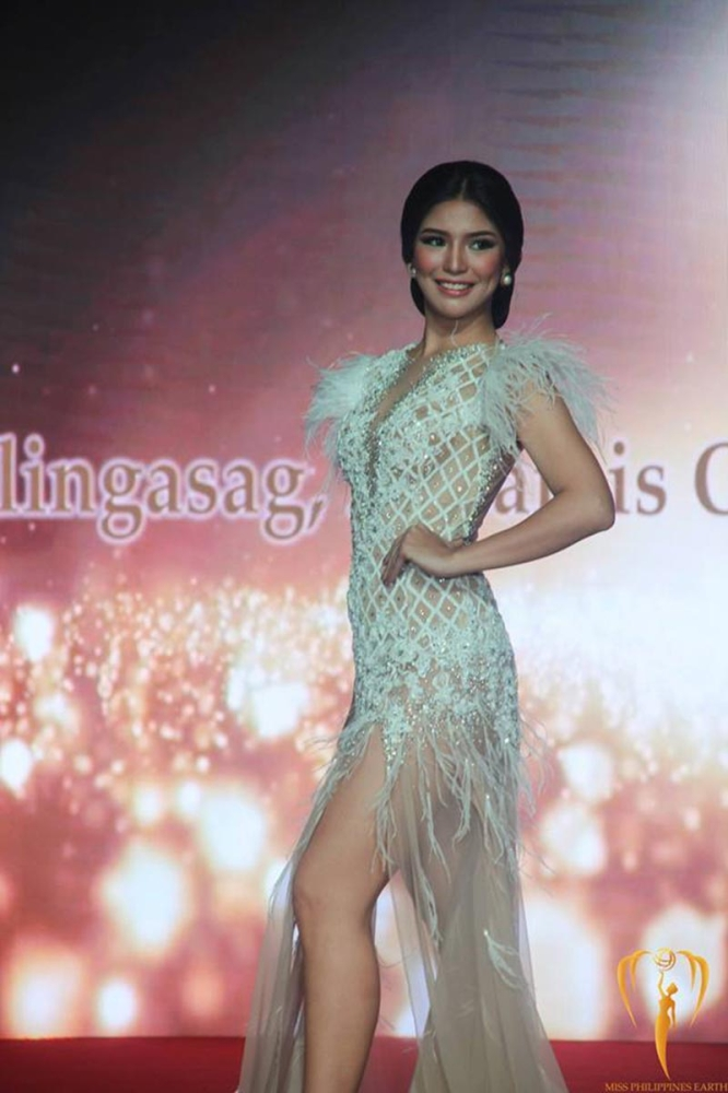 Balingasag beauty wins Miss Earth PH evening gown competition - SUNSTAR