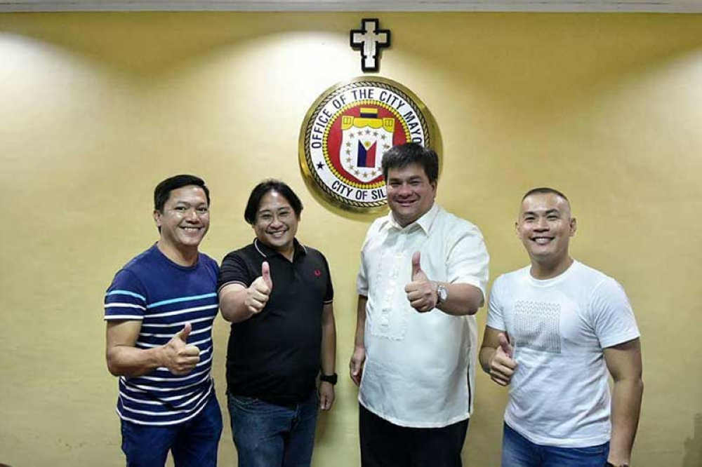 Mayor Golez is a firm supporter of the group's projects in Silay City