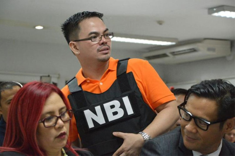 MANILA. Self-confessed drug lord Kerwin Espinosa. (SunStar file photo)