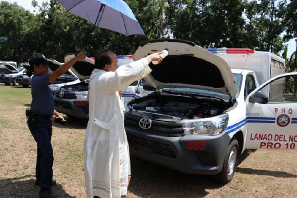 Regional Police Units Receive New Vehicles Sunstar