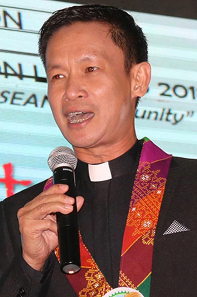 Fr. Danny Montana