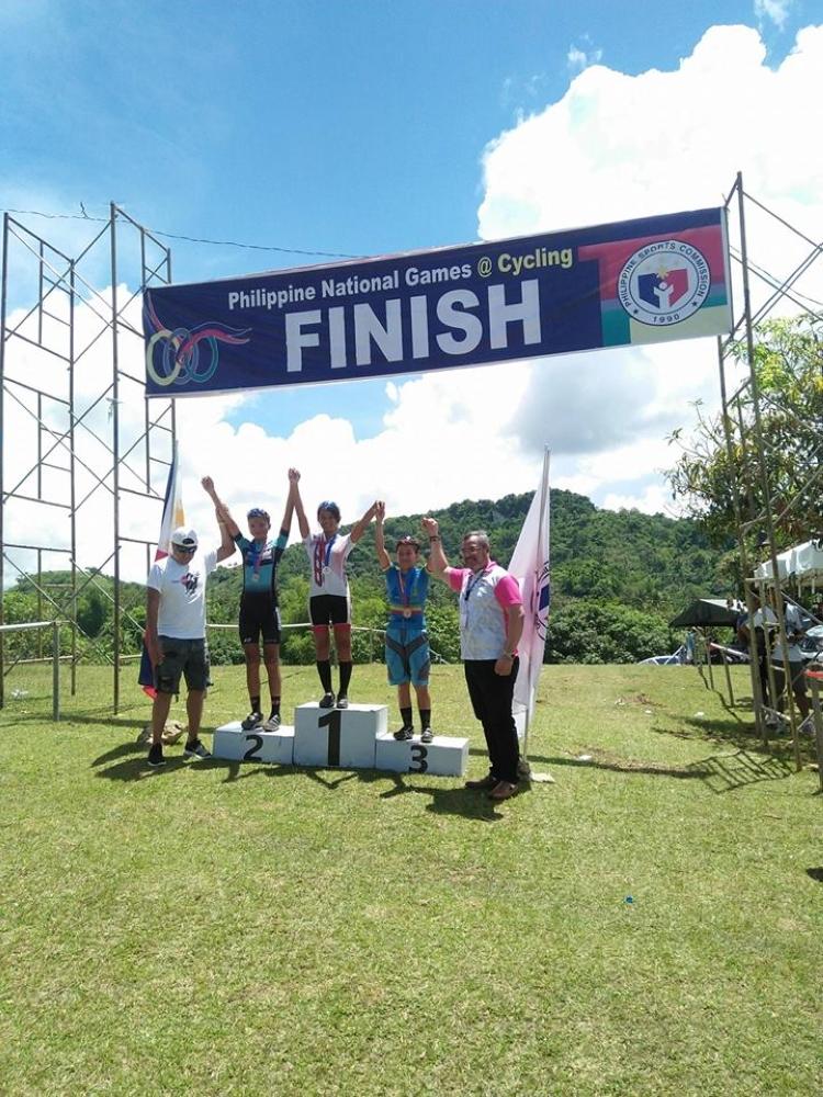 Davao City riders salvage 3 bronzes - SUNSTAR