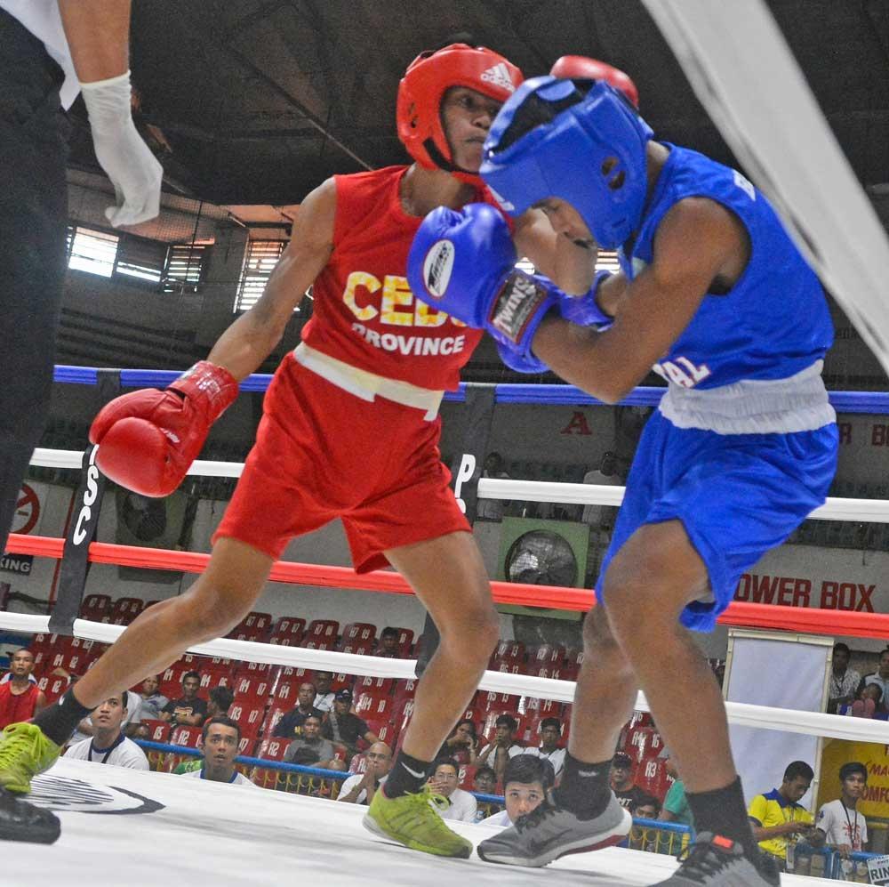 Cebu City boxers win debut in PNG - SUNSTAR