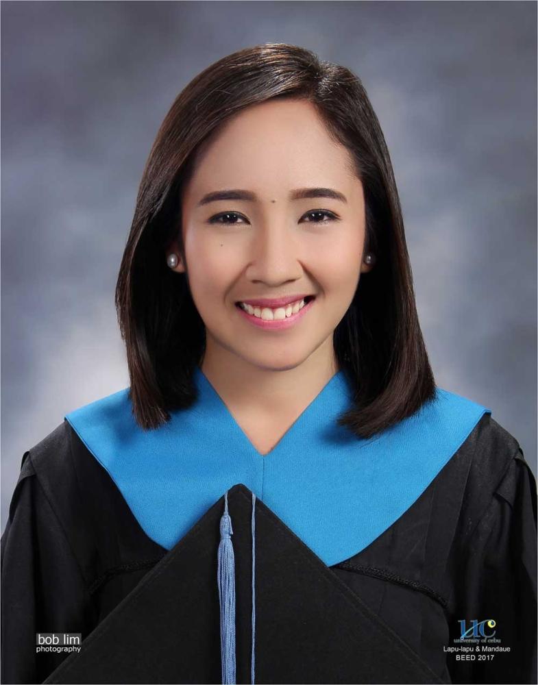 Hannah Lei Pepito, topnotcher and teacher