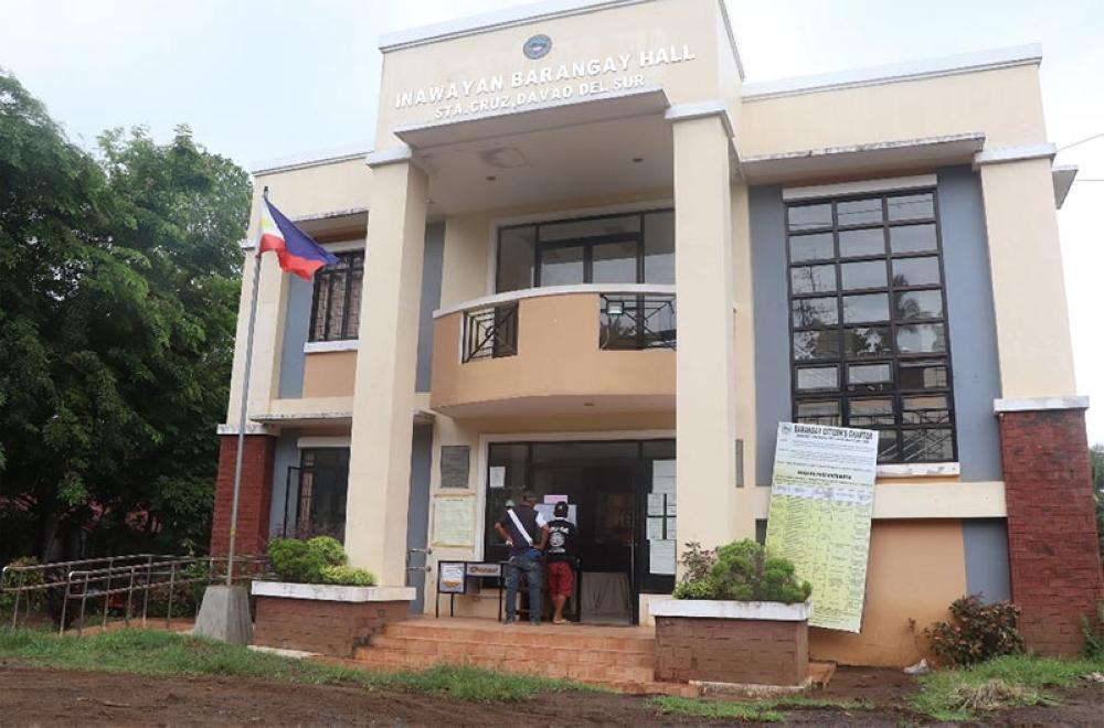 New Barangay Hall