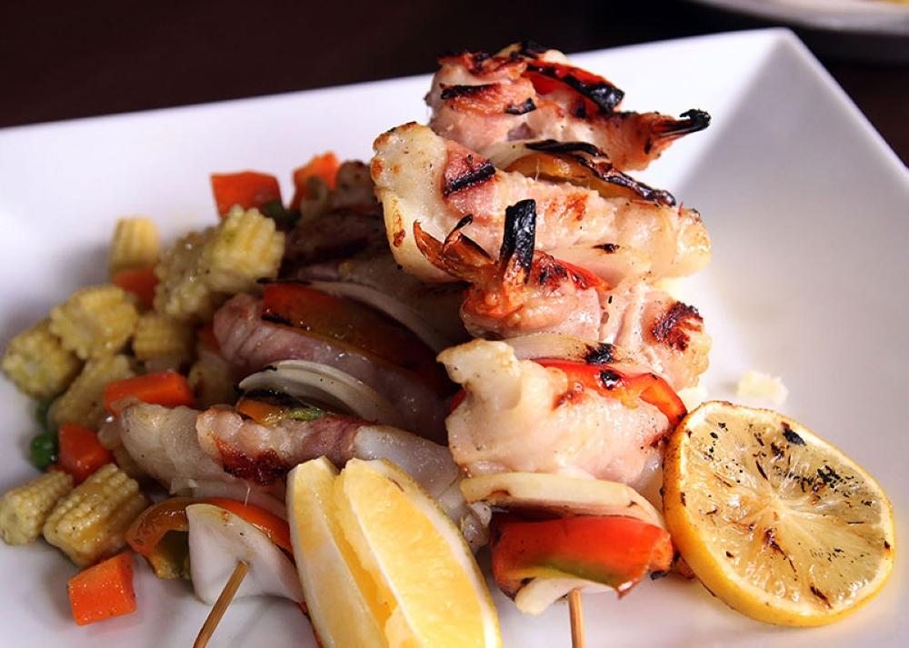 Zax's kebab