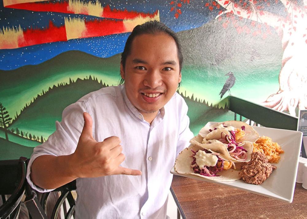 Zax's chef Carlo