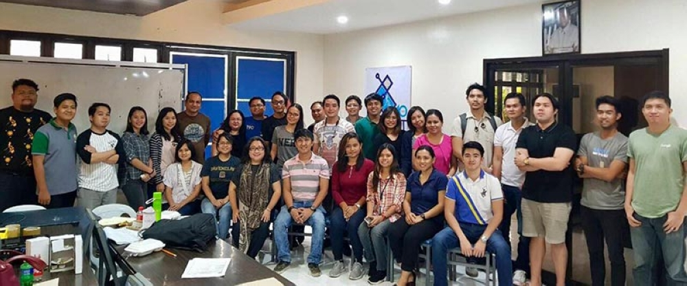 BACOLOD. Participants of UX 101 and Design Thinking Workshop held at the Negros First Negosyo Center in Bacolod City on June 2. (Contributed Photo)
