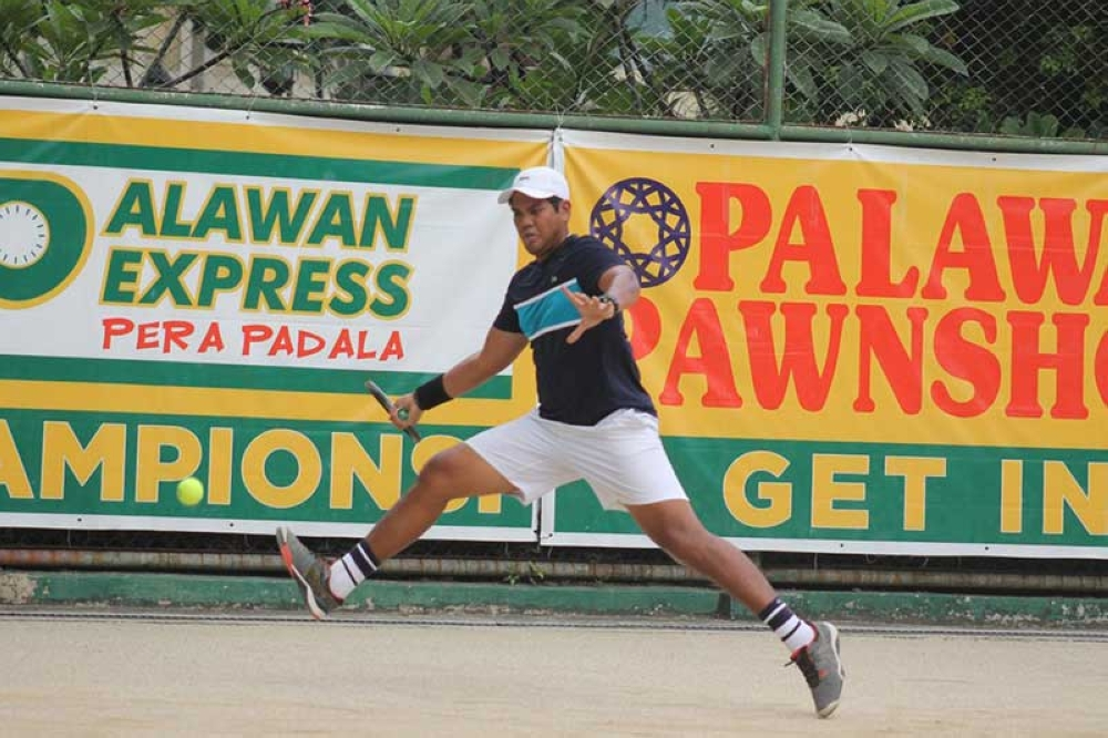 DAVAO. Defending champion expects stiff competition in the 2nd Mayor James Gamao Cup National Invitational Tennis Championship 2018 slated June 13 to 16 in Panabo City. (Bobby Mangunay Facebook)