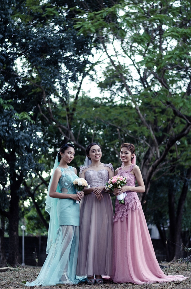 Dare To Wear Unconventional Bridal Gowns Sunstar
