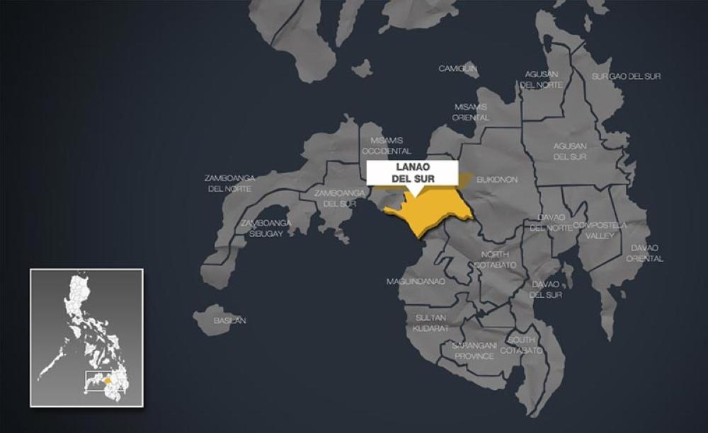Lanao-del-Sur-map