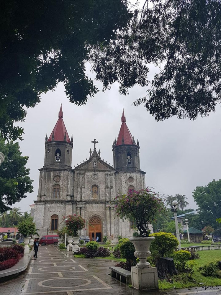 The St. Ann Parish or Molo Church secures itself as one of the finest Spanish colonial churches