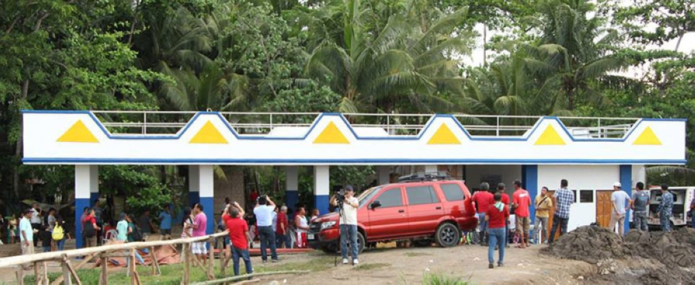 CAGAYAN DE ORO. The Bureau of Fisheries and Aquatic Resources (BFAR) turned over this Community Fish Landing Center in Barangay Bonbon to the Cagayan de Oro city government on Monday, June 18. (Photo from BFAR Northern Mindanao Facebook)