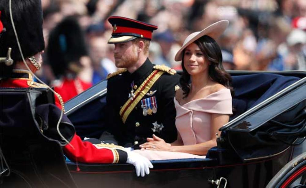 Duke & Duchess of Sussex (AP Photo/Frank Augstein)