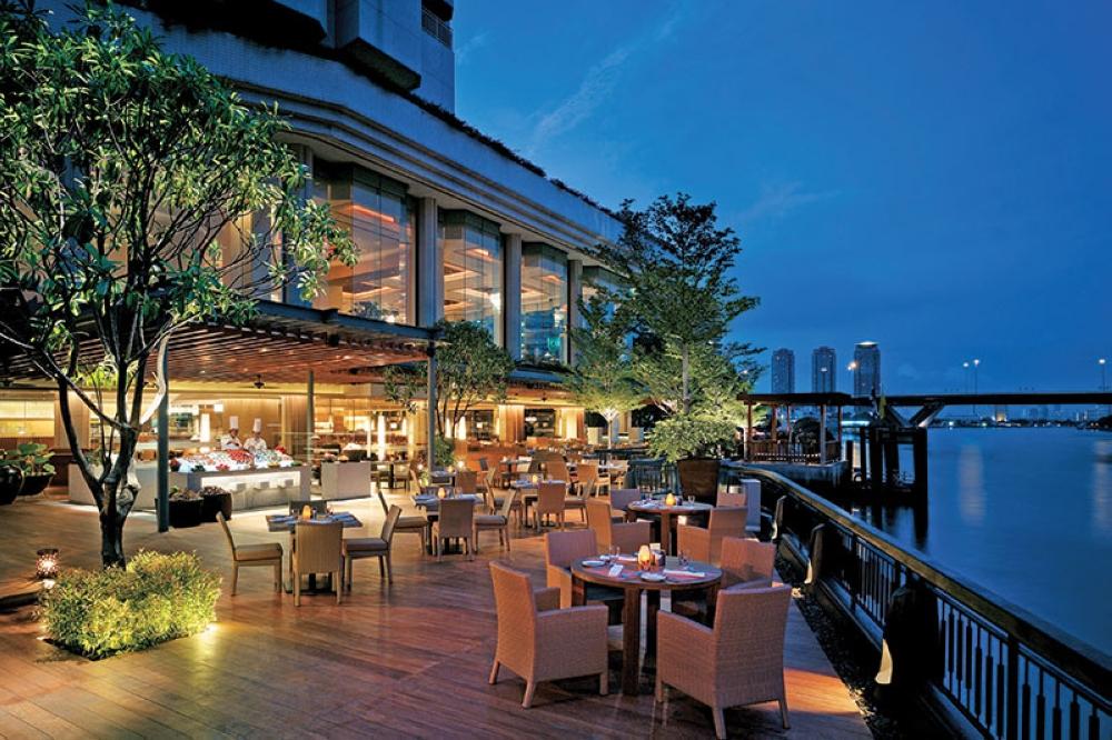 THAILAND. Shangri-La Hotel in Bangkok, Thailand. (Jinggoy I. Salvador)