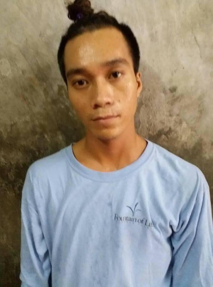 MANILA. Genesis Argoncillo complained of difficulty breathing while in detention at the Novaliches Police Station. He died shortly after he was brought to the hospital. Police have denied he was tortured. (Contributed photo)
