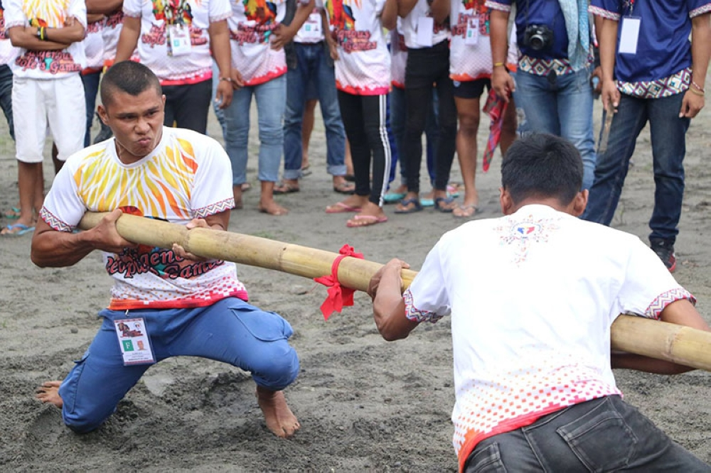 SOUTH COTABATO. The second Indigenous Peoples Games (IPG) held June 14 to 16, 2018 in the Municipality of Lake Sebu in the Province of South Cotabato. (Marianne L. Saberon-Abalayan)