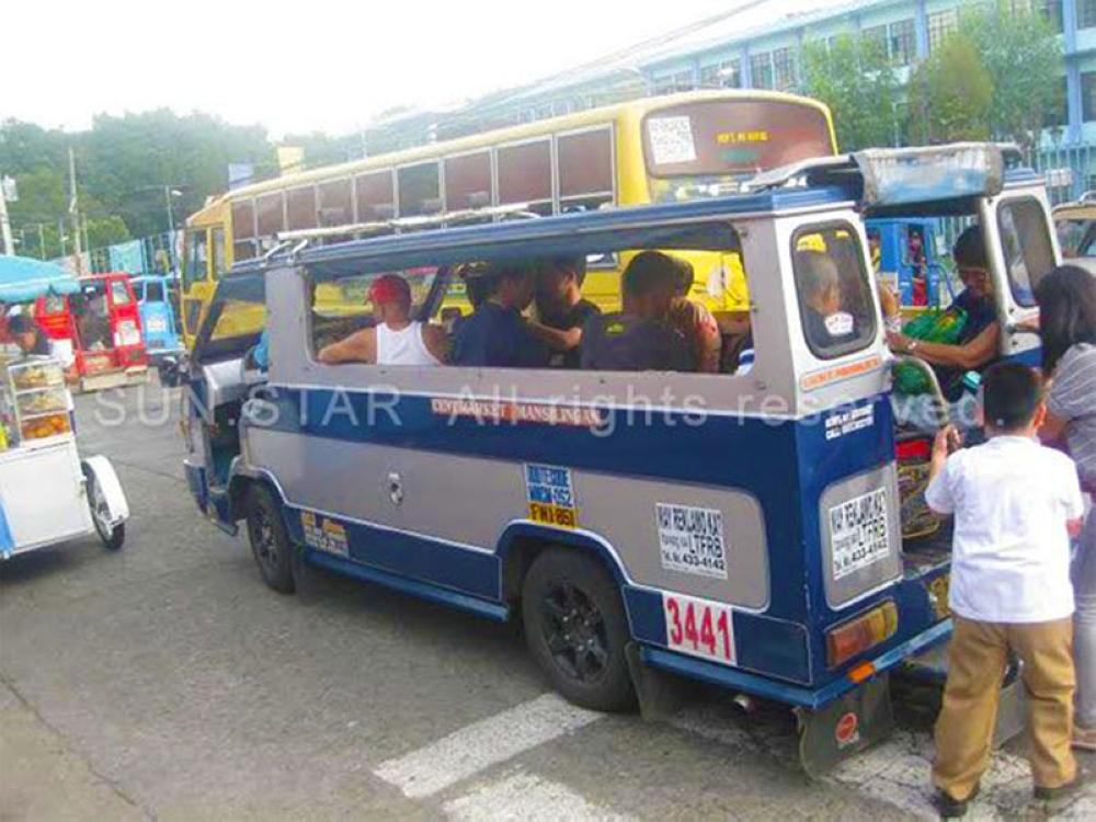 Bacolod jeepney