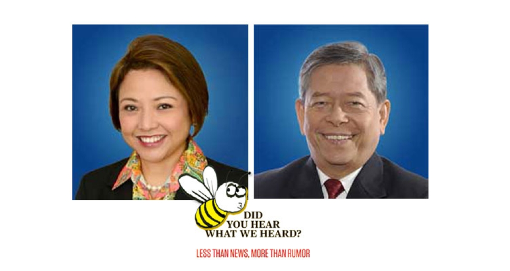 (From left) ERC commissioners from Cebu Josefina Patricia M. Asirit and Geronimo D. Sta. Ana. (Photos from ERC website)