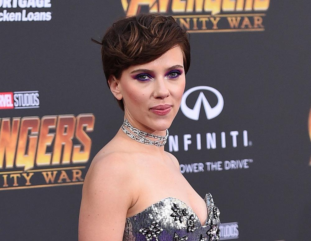Scarlett-Johansson  (Photo by Jordan Strauss/Invision/AP, File)