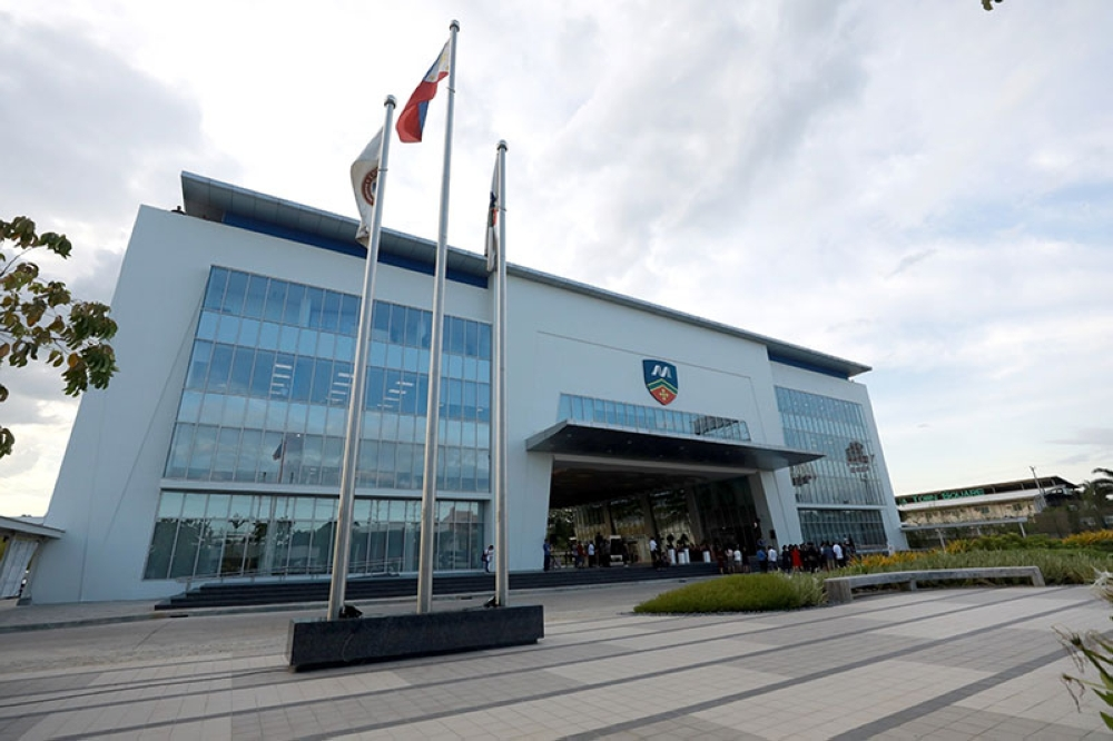 The Malayan Colleges Mindanao (MCM) is located at the General Douglas MacArthur Highway in Matina, Davao City. (Presidential photo)