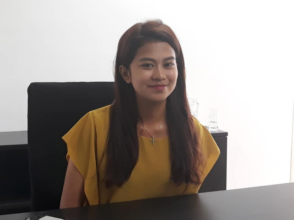 ILOILO. Sangguniang Kabataan (SK) Federation president Leila Luntao said her office will prioritize and address youth health concerns in the metropolis. (Iloilo City Government Facebook page)