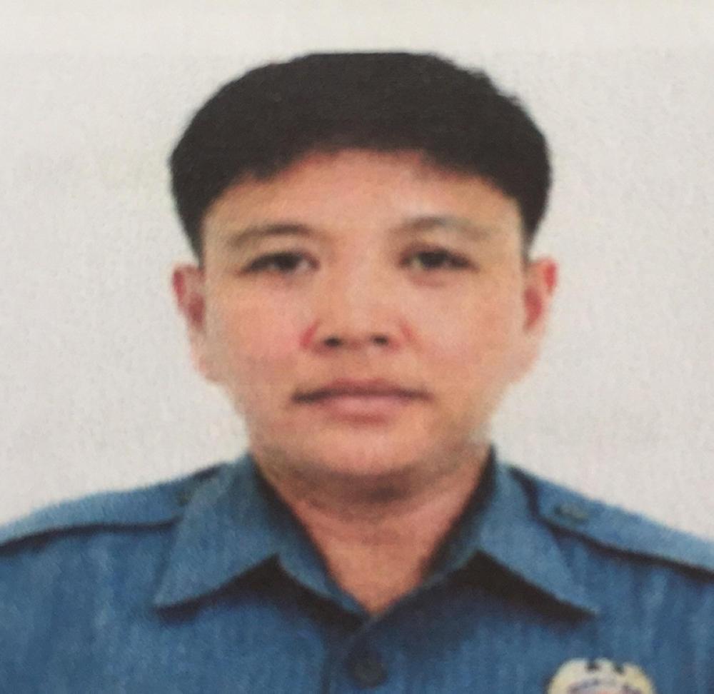Police Officer 1 Avita Sarzuelo. (Photo courtesy of PRO-Central Visayas)